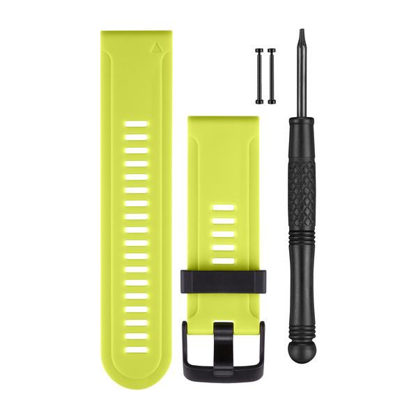 硅胶表带 - 绿