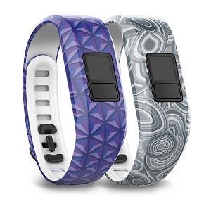 vívofit® 3 替换腕带(典雅紫 气质灰)