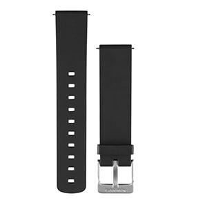 vivomove™ 黑色TPU表带