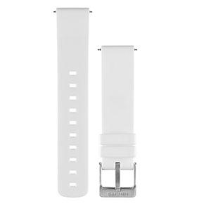 vivomove™ 白色硅胶表带