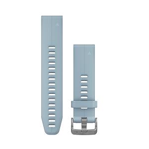 海沫蓝硅胶快拆表带(20mm)